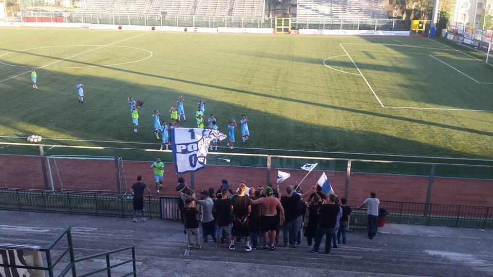 Il Portici torna al successo, battuto il Mondragone con un gol per tempo