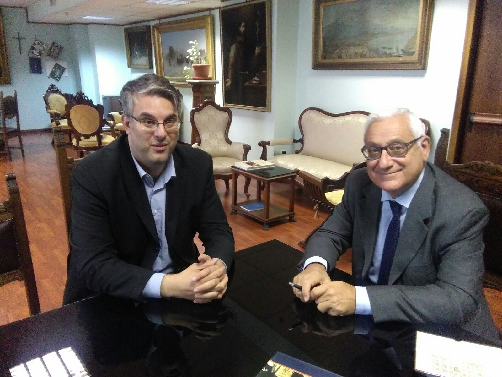 A San Giorgio a Cremano gli imputati per reati minori  potranno svolgere lavori di pubblica utilità: firmata la convezione tra comune e  Tribunale di Napoli