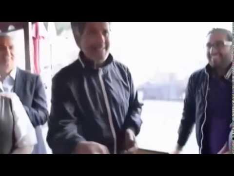 De Laurentiis-Fiorello prende a frustate Insigne dopo il rigore sbagliato