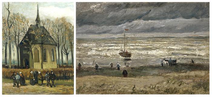 I Van Gogh rubati al Museo di Amsterdam nelle case dei camorristi