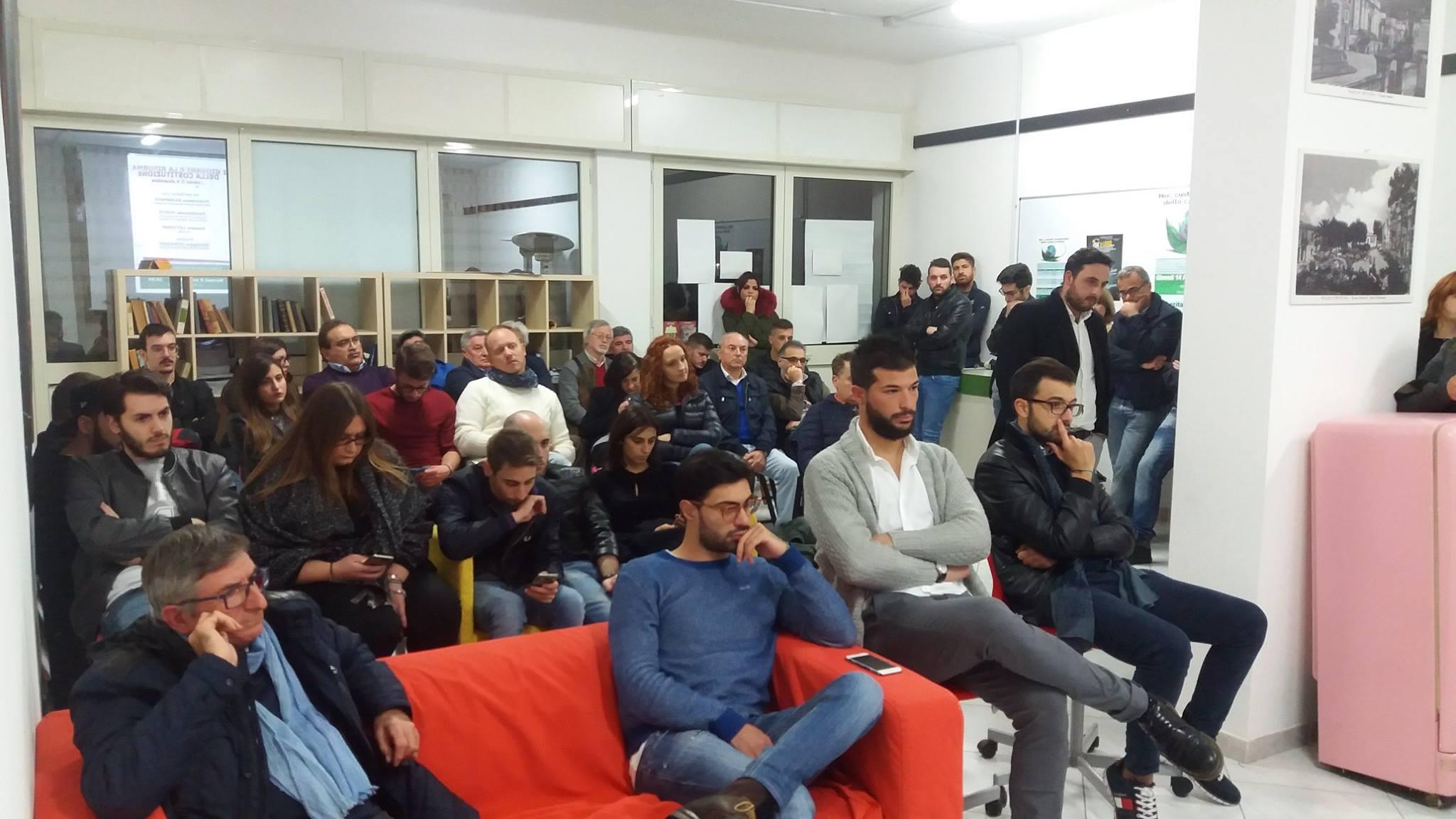 """Intorno al """"Comitato per il Sì al Referendum"""" si sta costruendo a Pollena Trocchia la """"squadra anti Francesco Pinto"""" per le prossime elezioni comunali"""