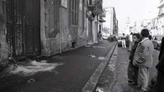"""""""Vittime dell'11 Novembre 1989"""": con Libera e l'Arci in piazza contro la camorra per non dimenticare le vittime innocenti"""