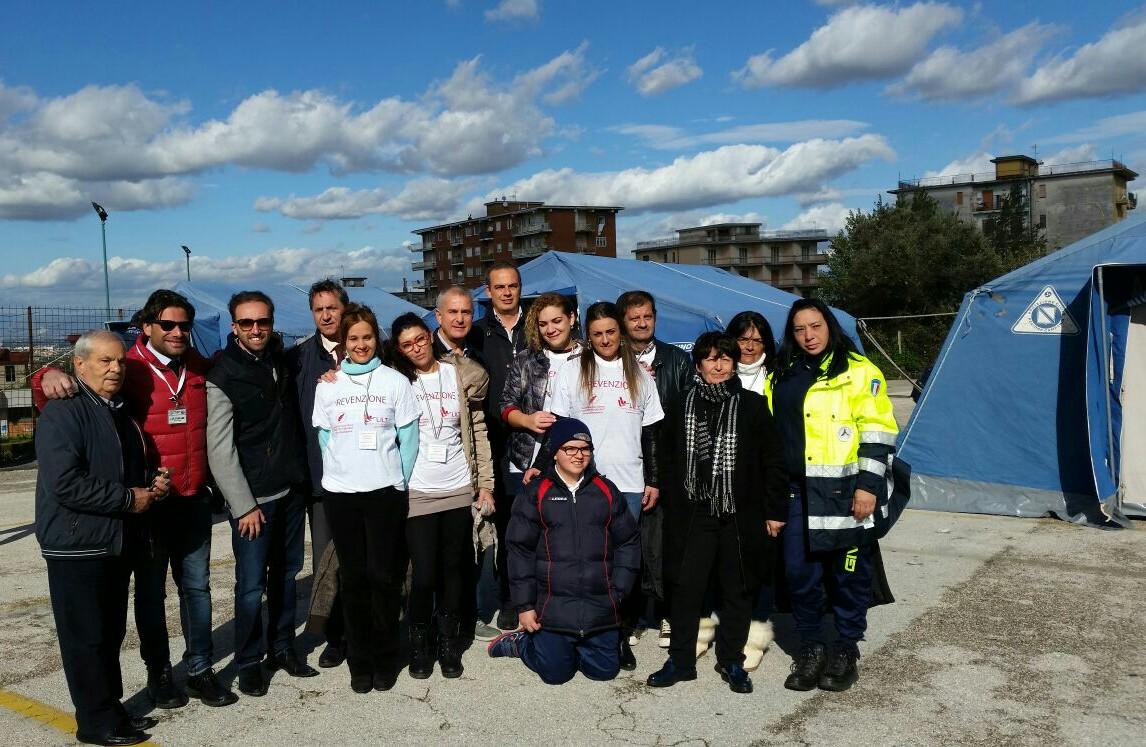 Grande successo a Pollena Trocchia per la giornata della prevenzione organizzata dall'associazione Graffito d'Argento