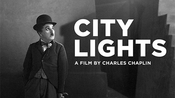 'City Lights', il capolavoro di Charlie Chaplin, del 1931, è la pellicola che propone 'Cinema, mon amour. I giovedì dell'Astra', ciclo di incontri promosso dall'Università Federico II