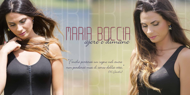 Ajere e dimane: Nella splendida location  Villa Bruno a San Giorgio a Cremano la presentazione del disco di Maria Boccia