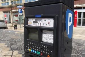 Sosta a pagamento a San Giorgio a Cremano: installati 35 parcometri su tutto il territorio