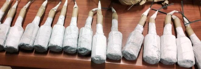Capodanno, primm d'o' tiemp: primo sequestro di ordigni esplosivi da parte dei Carabinieri