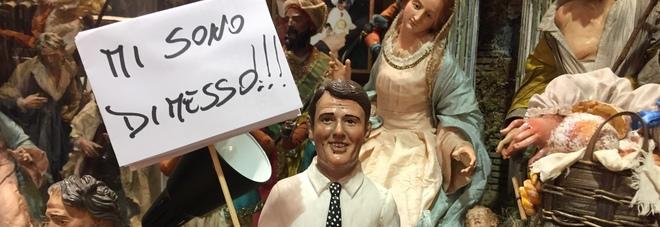 Tra nonnine al voto, promesse hot e l'umiltà (finta) di De Luca: le dimissioni di Renzi finiscono a San Gregorio