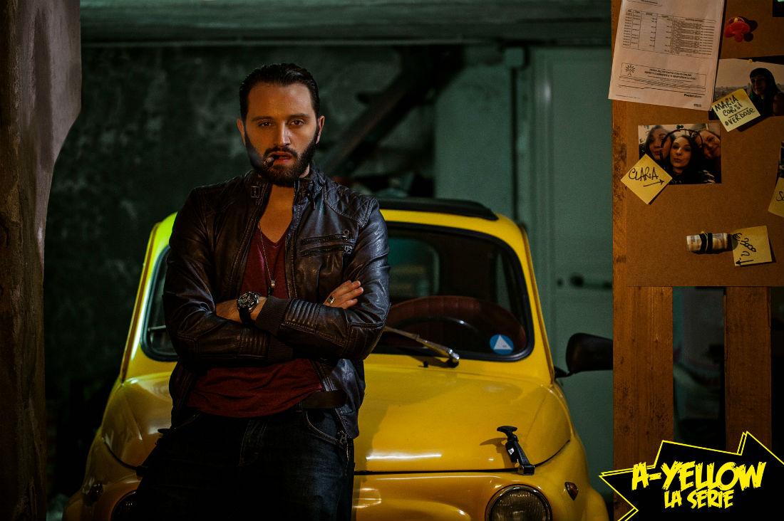 """Seconda puntata di """"A-Yellow"""", un giallo girato tra i vicoli di Napoli dal fascino noir"""