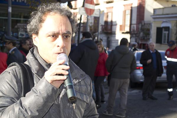 (Foto e Video) Portici marcia contro il Racket. Sul Viale Leonardo da Vinci la quarta passeggiata antiracket organizzata dalla FAI e dall'Associazione G. Panunzio