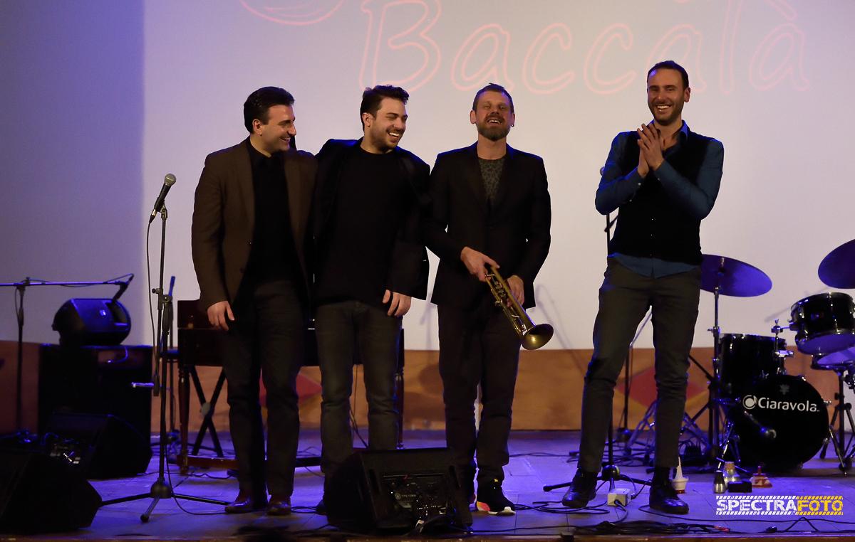 AL SUMMARTE PER JAZZ & BACCALA': Fabrizio Bosso in trio con Antonio Caps, Elio Coppola e Walter Ricci