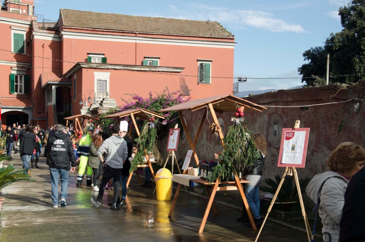 ALLA CORTE DEL GUSTO – Dall'8 all'11 dicembre gusto, mostra, musica, spettacoli e cultura in scena al Castello-Palazzo Ducale di Marigliano