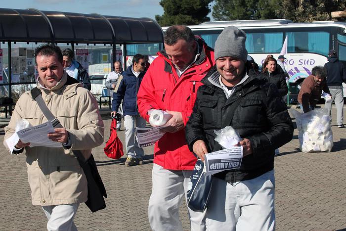 Evacuato dopo un principio di incendio l'intero reparto stampaggio dello stabilimento Fca di Pomigliano d'Arco