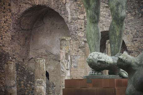 Boom di turisti tra Pompei Ercolano ed il Vesuvio