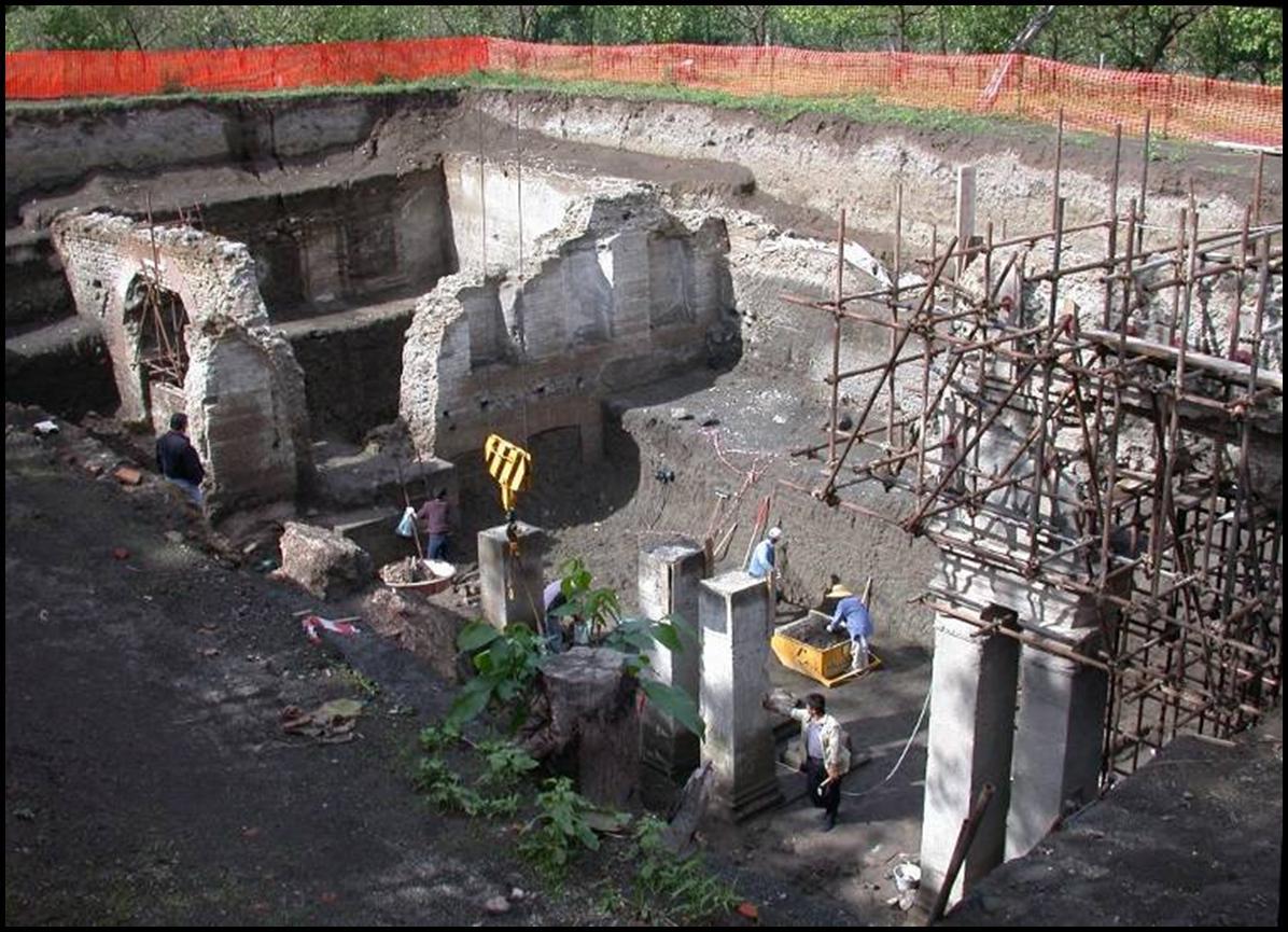 Villa romana di Somma Vesuviana, l'obiettivo  del professor Satoshi Matsuyama, della Imperial University di Tokioè allargare lo scavo