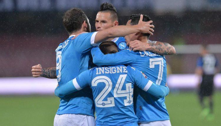 Il Napoli fa sognare: battuta la Fiorentina al San Poalo, prosegue la corsa alla Coppa Italia