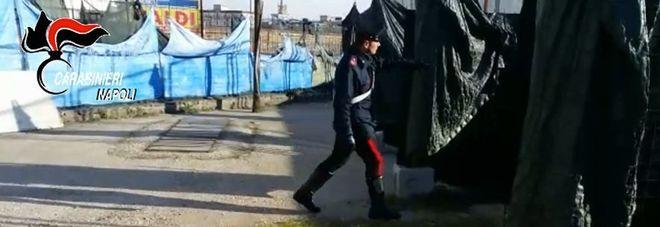 I carabinieri sequestrano il Parco del sesso: 5 euro per entrare con l'auto, altri 20 per le ragazze