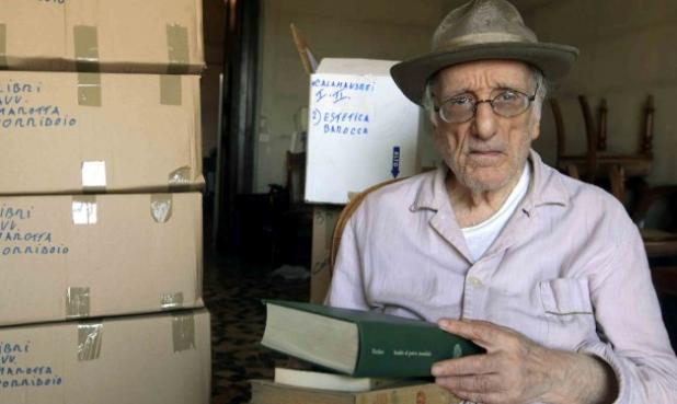 E' morto il filosofo Gerardo Marotta, fondatore Istituto Studi filosofici