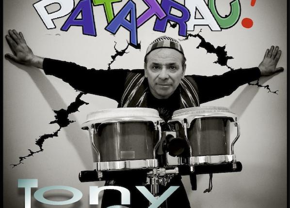 Patatrac, torna Tony Cercola con musiche internazionali e duetti importanti