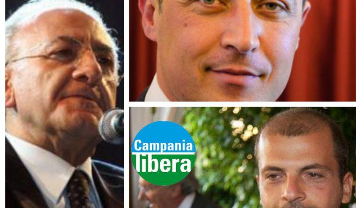 Verso le amministrative. Il progetto di De Luca, Campania Libera, sbarca a Portici tramite l'onorevole Palladino e l'ex consigliere comunale Fimiani