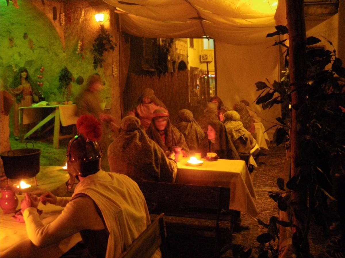 Torna il Presepe Vivente nel Borgo Antico di Pollena Trocchia e offre al suo pubblico coupon validi nelle attività del territorio