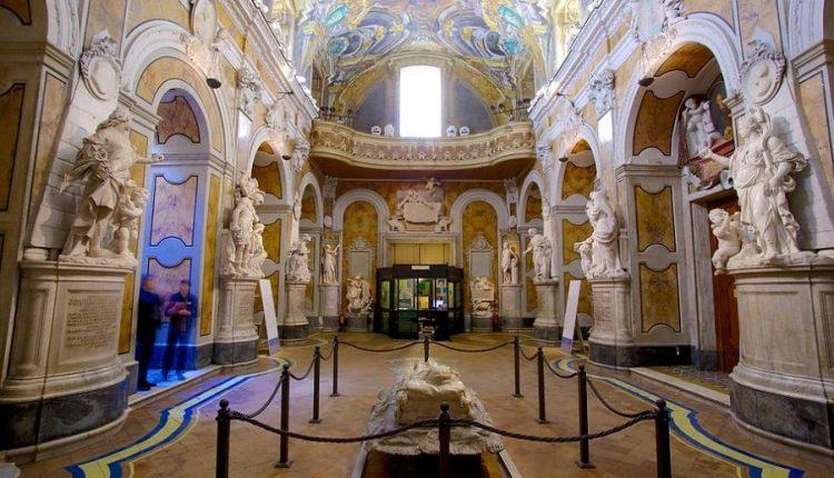 In occasione della nascita di Raimondo di Sangro, l'Associazione Culturale NarteA accende i riflettori nel tempio barocco del Museo Cappella Sansevero