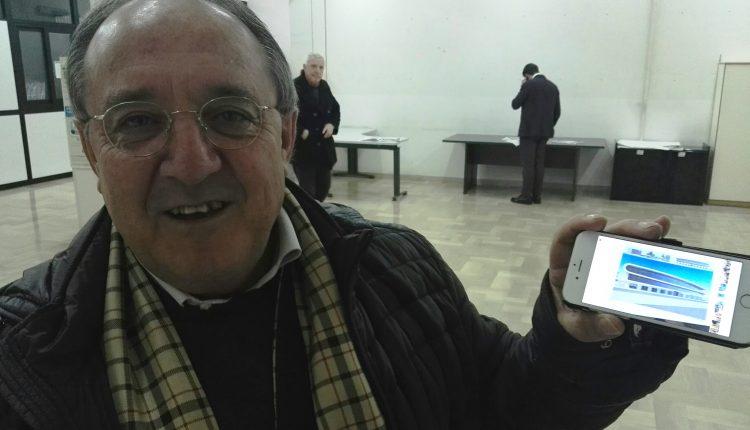 Parla Ciro Perdono, l'imprenditore che a Volla ha avuto la concessione per due fabbricati e donerà una piazza alla città