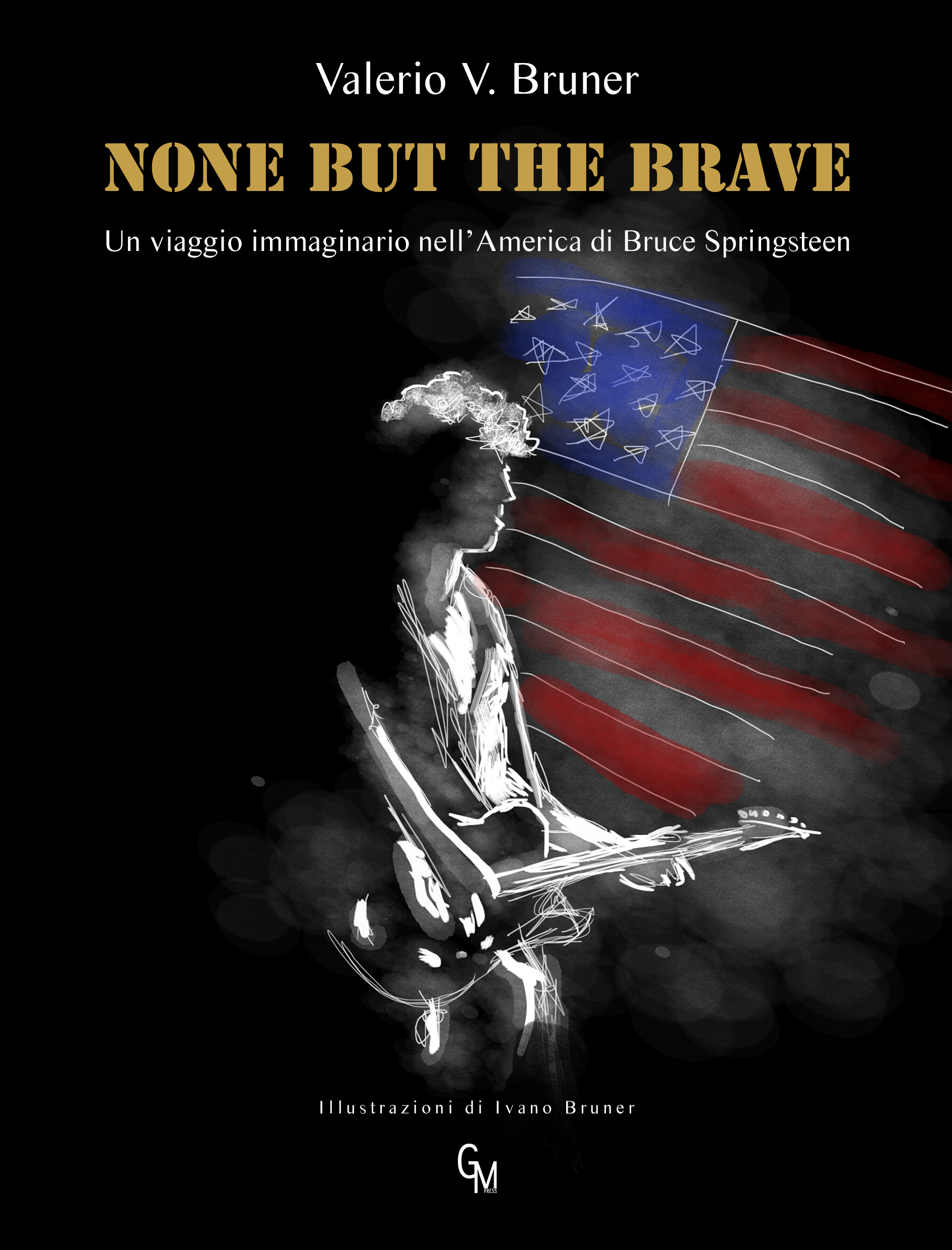 copertina none but the brave