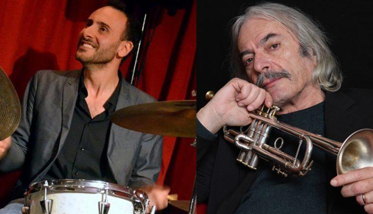 Per Jazz & Baccalà, al Summarte di Somma Vesuviana: Elio Coppola e il trombettista Enrico Rava