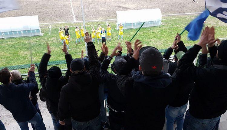 ORGOGLIO VESUVIANO Il Portici non si ferma più: sette reti al Casagiove