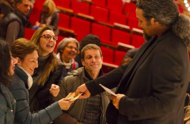 IL TEATRO E LA VITA – La storia di Paolo, della ludopatia e di un bel progetto targato Centro di Ascolto Antiusura 'don Pino Puglisi'