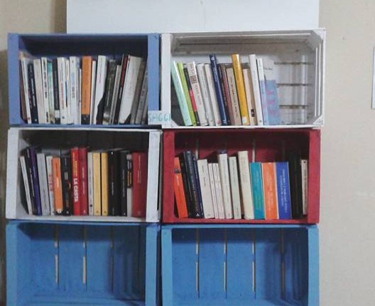 """Libreria """"Liberi"""", spazi democratici di cultura a Volla"""