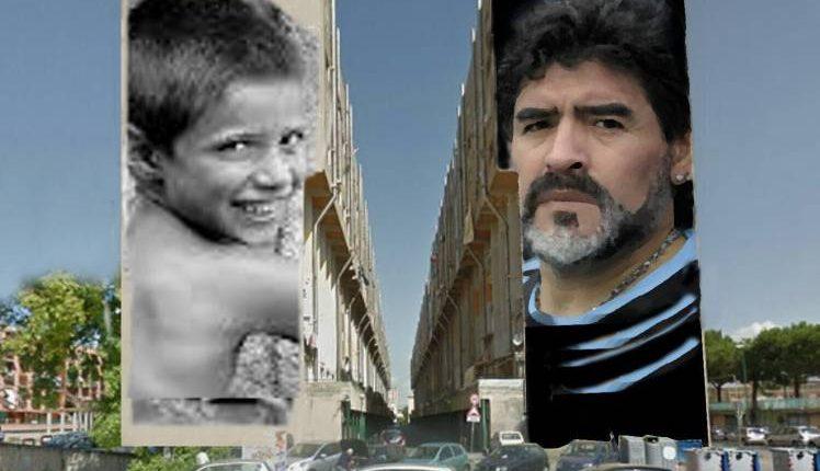 Maradona diventerà un murales al Bronx: un'opera di Jorit a San Giovanni a Teduccio, quartiere dimenticato