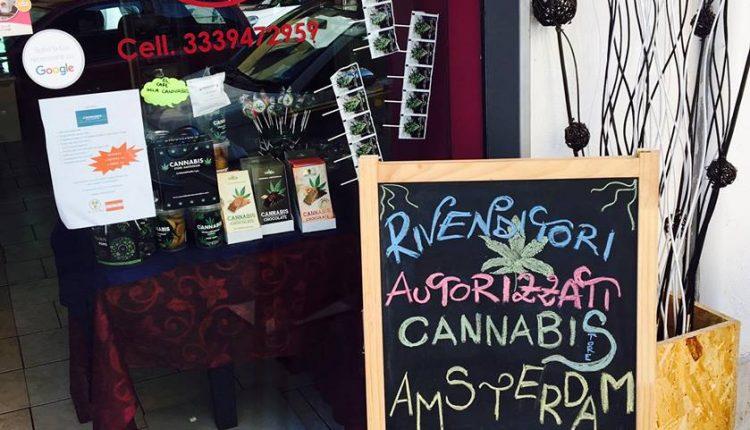 A Pomigliano d'Arco il primo bar a realizzare il caffè alla cannabis