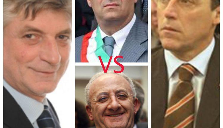 """Portici verso il voto. """"Sarà DeMa contro De Luca?"""" Nelle prossime ore il sindaco di Napoli dovrebbe sciogliere la riserva mentre il presidente De Luca si insedia ufficialmente a Portici."""