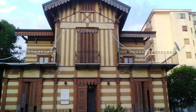 Villa Falanga, al via i lavori del parco nella sede della Città dei Bambini