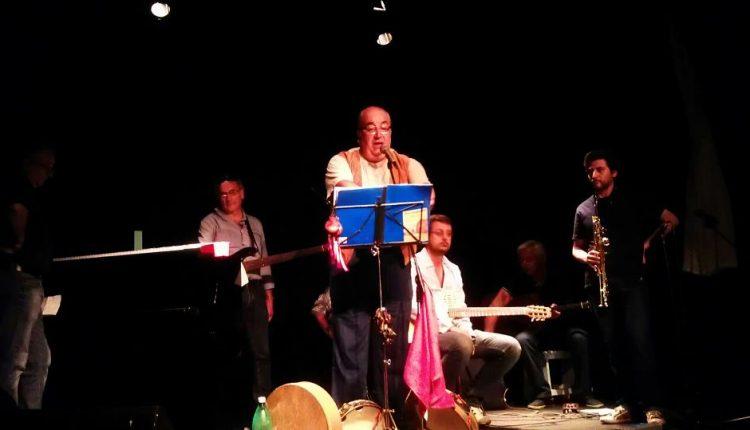 Sax & tammorre con i Napoliextracomunitaria: ospite della serata il percussionista Peppe Sannino