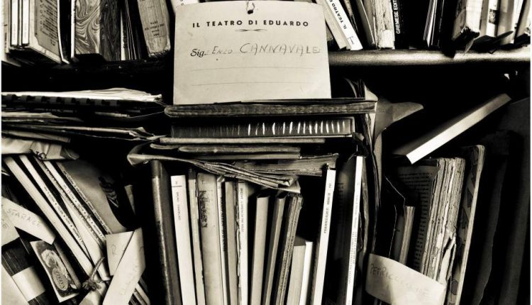A Napoli la prima libreria dedicata al cinema e al teatro