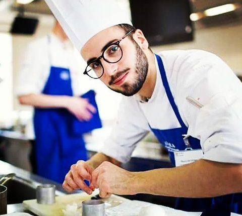 Marco Di Fiore, una vita da chef