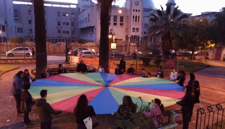 I bambini si preparano al Giorno del Gioco con la mostra interattiva Giocotondo,Sabato 8 aprile sarà svelato il logo dell'evento