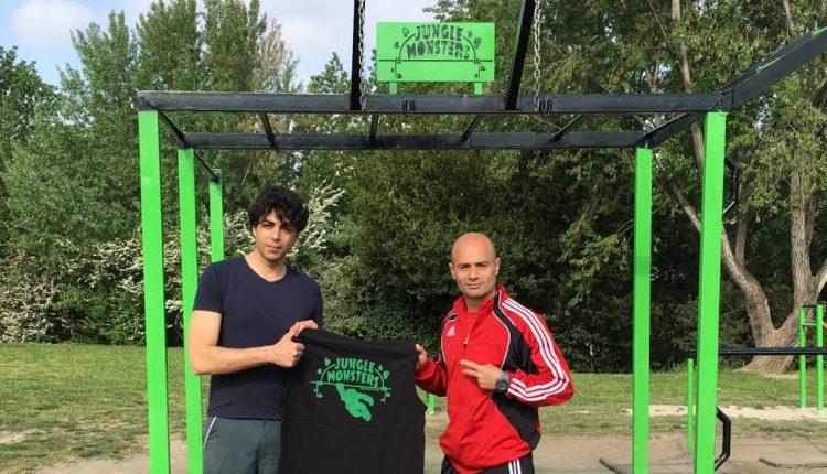 Jungle Monsters» e il calisthenics: a Pomigliano strutture all'avanguardia per gli allenamenti di una disciplina che va per la maggiore in Europa