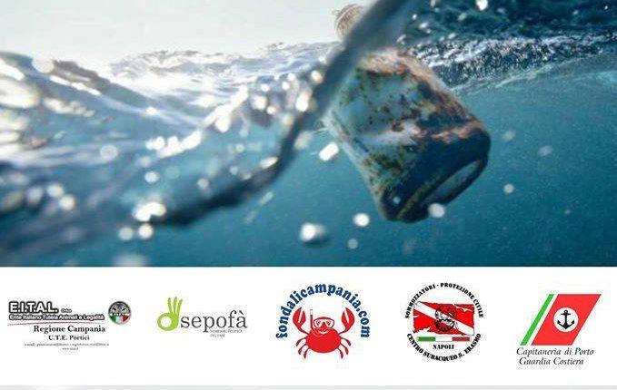 MARE IN MOSTRA. Eventi di pulizia e sensibilizzazione per la rinascita del mare che bagna il Vesuvio.