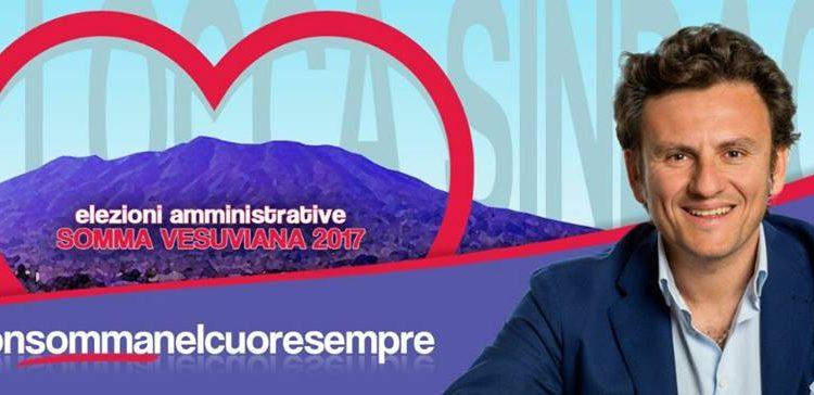 ELEZIONI A SOMMA VESUVIANA Celestino Allocca ufficializza la sua candidatura a sindaco in vista di nuovi accordi
