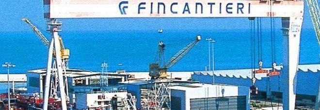 Fincantieri, nuova commessa: due navi da costruire, c'è l'accordo