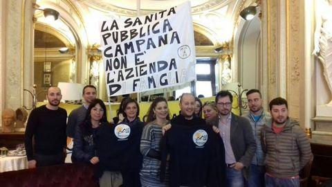 """BUFERA SANITA' IN CAMPANIA – Una denuncia dei Verdi mette in ginocchio il """"sistema degli interinali"""""""
