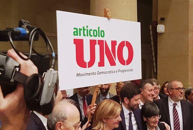 L'assemblea vesuviana di Articolo Uno si farà a Villa Bruno il prissmo 30 aprile