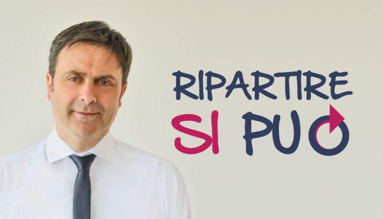 VERSO LE ELEZIONI A SOMMA VESUVIANA – Ripartire si può – Rianna Sindaco: Salvatore Rianna ufficializza la sua candidatura a sindaco