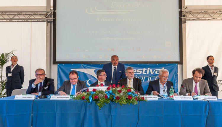 MED FESTIVAL EXPERIENCE Presentata la Confederazione Italiana per lo Sviluppo Ecpnomico: accordo nato dall'intento di Consorzio ASI Napoli, Cosind, Universitas Mercatorum ed Eurispes