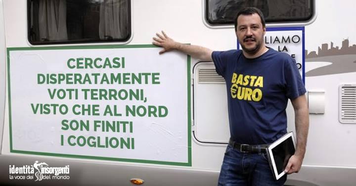 """NOI CON SALVINI A San Giorgio a Cremano nasce un coordinamento. Jerry Asto: """"Voglio impegnarmi per la mia città e prendo le distanze da Ciro Di Giacomo"""""""