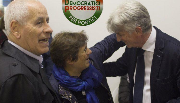 """Portici verso il voto – """"Re Spedaliere"""" in campo con Democratici e Progressisti per Portici. Nella sua lista anche i Giovani Organizzati e un giornalista """"antiCamorra"""". Col placet dell'onorevole Luisa Bossa"""